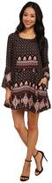 Gabriella Rocha Kiki Bell Sleeved Dress