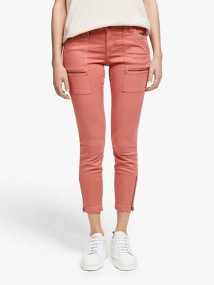 Joie Park Skinny Jeans, Mahogany