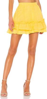 House Of Harlow X REVOLVE Soledad Mini Skirt