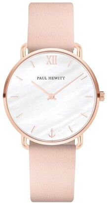 Paul Hewitt PH-M-R-P-30S Miss Ocean Line Nude Watch
