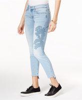 Mavi Jeans Adriana Printed Skinny Jeans