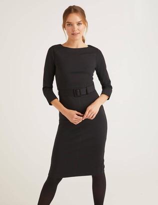 Rosalie Ponte Dress