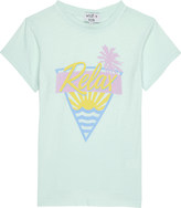 Wildfox Couture Relax cotton T-shirt 7-14 years