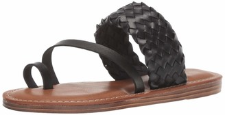 Zigi Women's KLEO Sandal Black 7.5 Medium US