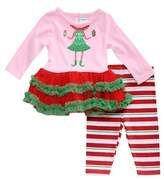 Youngland Kahn Lucas Girls' Legging Set.