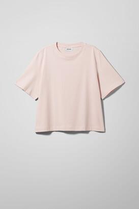 Weekday Trish T-Shirt - White
