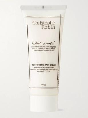Christophe Robin Moisturizing Hair Cream, 100ml