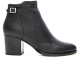 Jimmy Choo Leather Method Bootie
