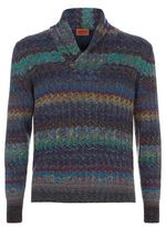Missoni Wave Knit Sweater