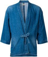 Monkey Time Kimono Style Shirt