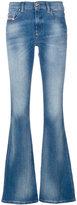 Diesel flared jeans - women - Cotton/Spandex/Elastane - 25/32