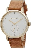 Rip Curl Circa Leather Watch, 42mm
