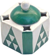 One Kings Lane Vintage Art Deco Adnet Ceramic Inkwell
