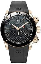 Edox Men's 10020 37R NIR Chronoffshore Analog Display Swiss Quartz Watch