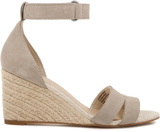 Splendid Miner Suede Wedge Sandal