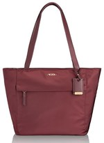 Tumi 'Small M-Tote' Nylon Tote - Blue