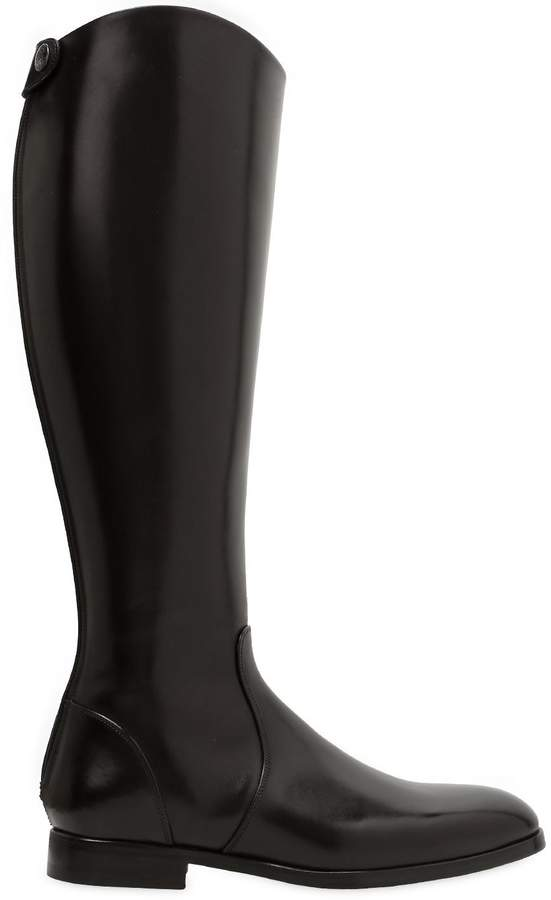 Alberto Fasciani 20mm Leather Riding Boots