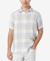 Perry Ellis Buffalo-Check Shirt