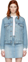 Levi's Denim Ex-Boyfriend Trucker Jacket