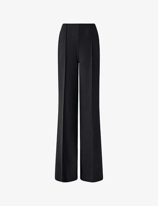 Joseph Talou mid-rise stretch-gabardine trousers