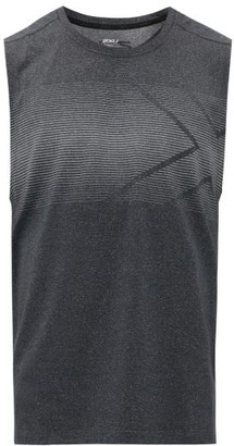 2XU Logo-print Training Vest - Black