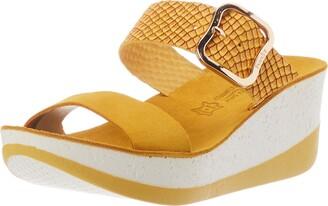 Fantasy Sandals Women's S5002 Artemis Wedge Sandal
