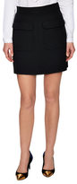 Rachel Zoe Lizzie Oversided Pocket Skirt