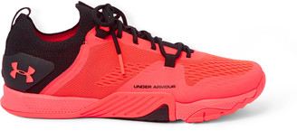 Under Armour Ua Tribase Reign 2 Mesh And Rubber Sneakers