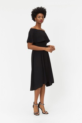 Coast Soft Bardot Midi Dress