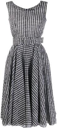 Samantha Sung Aster sleeveless dress