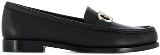 Salvatore Ferragamo Gancini mocassin loafers