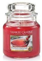 Yankee Candle 2016 FESTIVE COCKTAIL Jar Candle - UK Exclusive