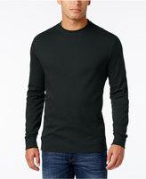 John Ashford Men's Big and Tall Interlock Crew-Neck T-Shirt, Only at Macy's