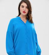 Junarose balloon sleeve blouse
