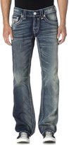 Rock Revival Mens Tenley Straight Jeans