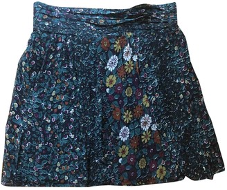 Swildens Green Skirt for Women