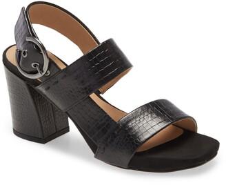 Naked Feet Torino Slingback Sandal