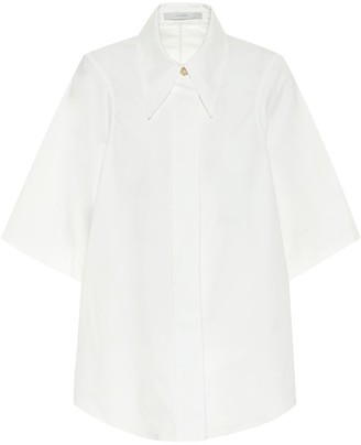 Low Classic Cotton-blend shirt