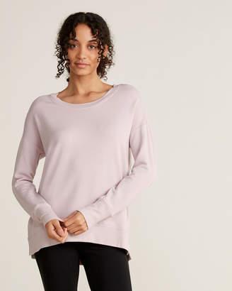 Yogalicious Fleece Long Sleeve Sweatshirt