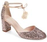 Kate Spade Women's Abigail Glitter Pump