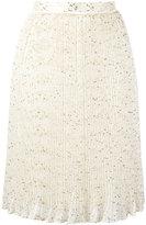 Carven Carin skirt - women - Silk/Polyamide/Polyester/Viscose - 38