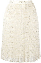 Carven Carin skirt - women - Silk/Polyamide/Polyester/Viscose - 40