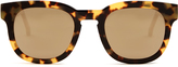 Thierry Lasry X Garrett Leight square-frame sunglasses