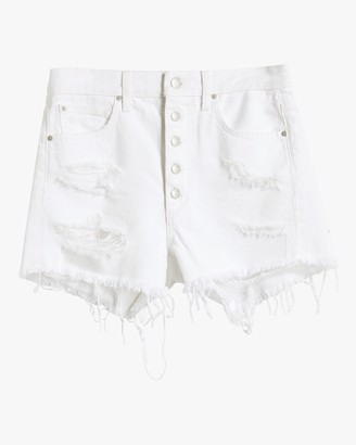 Joe's Jeans The Kinsley Button-Fly Shorts