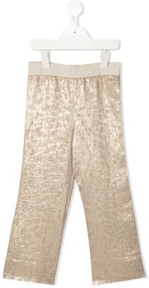 La Stupenderia Flare Styles Trousers