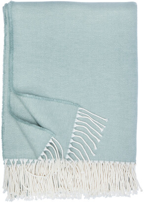 Belle Epoque Brushed Cotton Throw