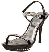 Pleaser USA Women's Monet-08 Ankle Wrap Sandal