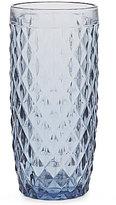 Southern Living Diamond-Cut Highball Glass
