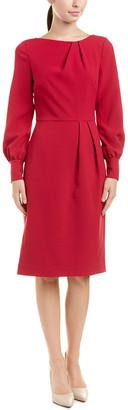 Mikael Aghal Sheath Dress