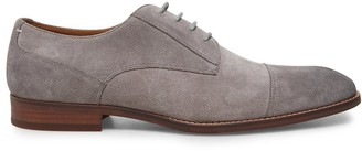 Steve Madden Perly Grey Suede